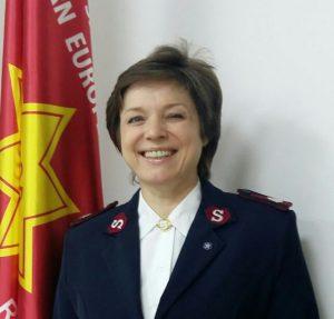 Майор Вікторія Лалак